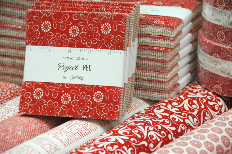 Project-Red-Fabric
