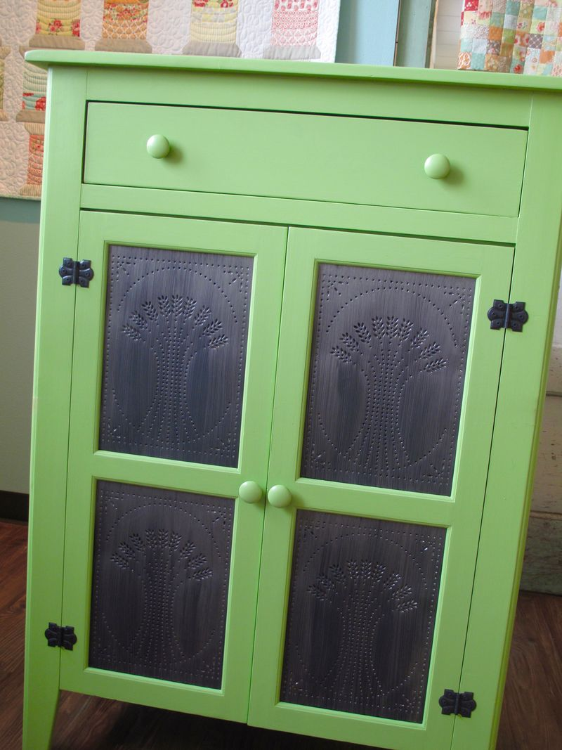 New-Apple-Green-Cabinet