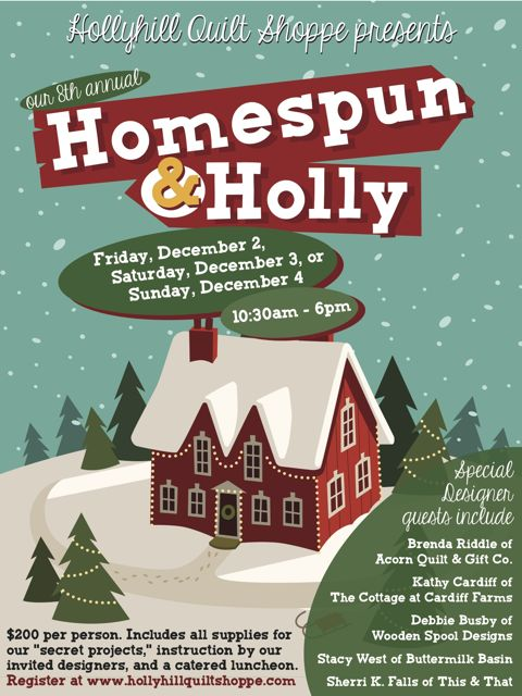 Homespunandhollyworkshop1