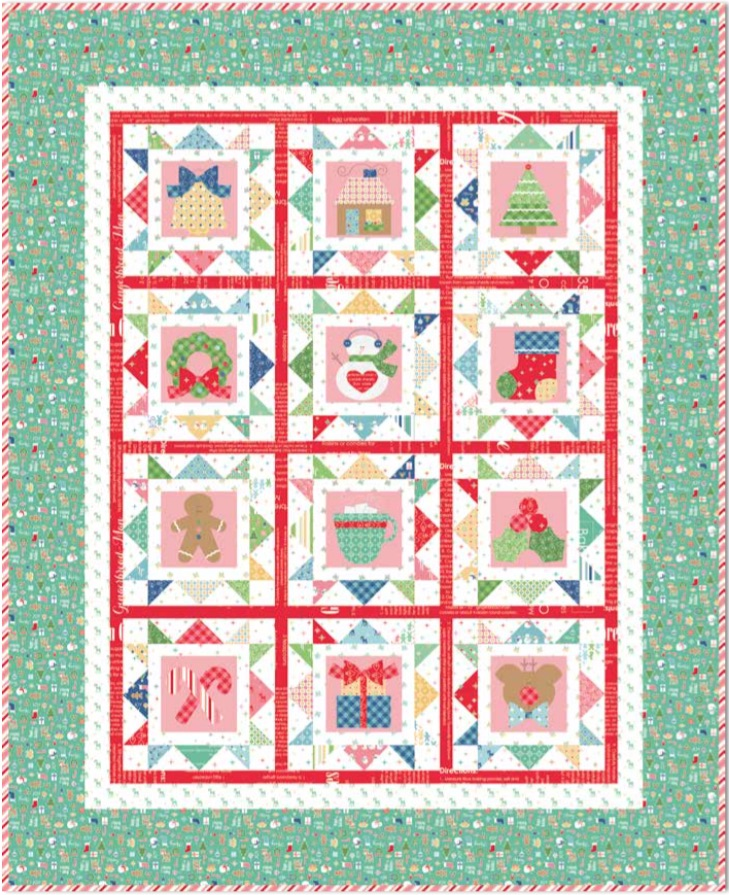 Cozy-Christmas-Quilt-Kit
