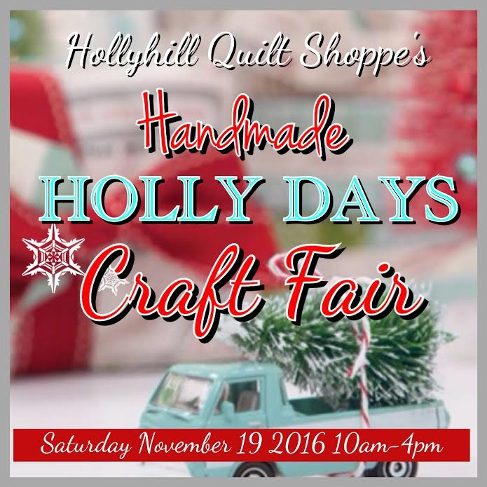 Hollyhill-Craft-Fair