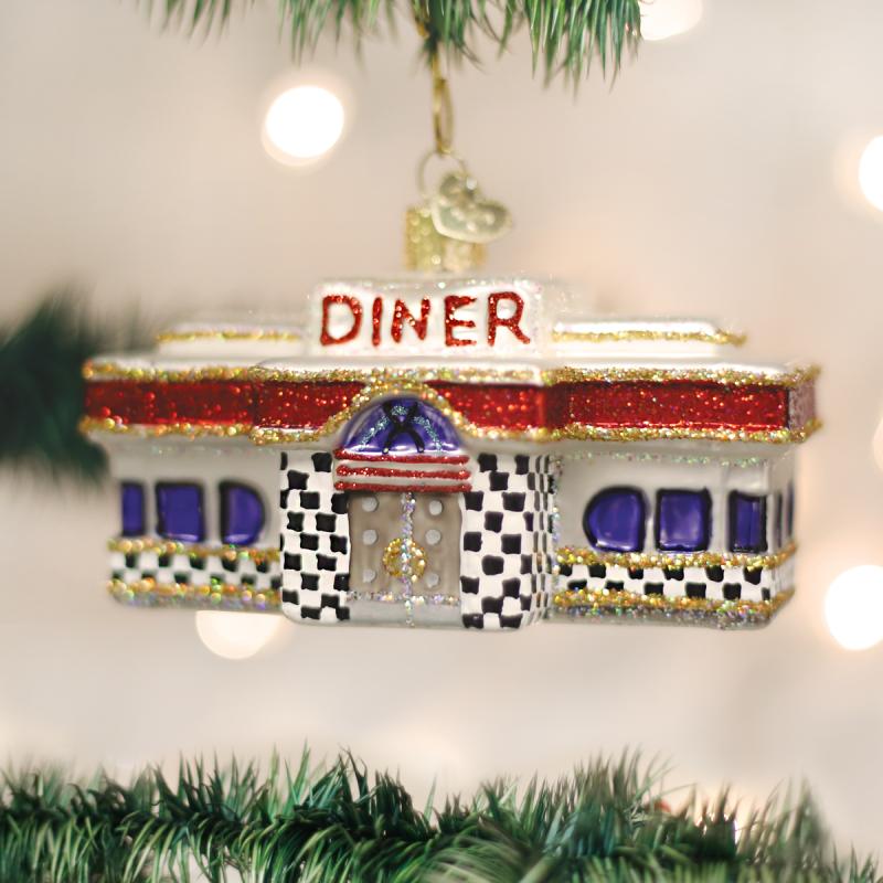 Diner-Ornament