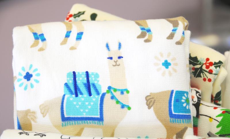 Llama-Towel