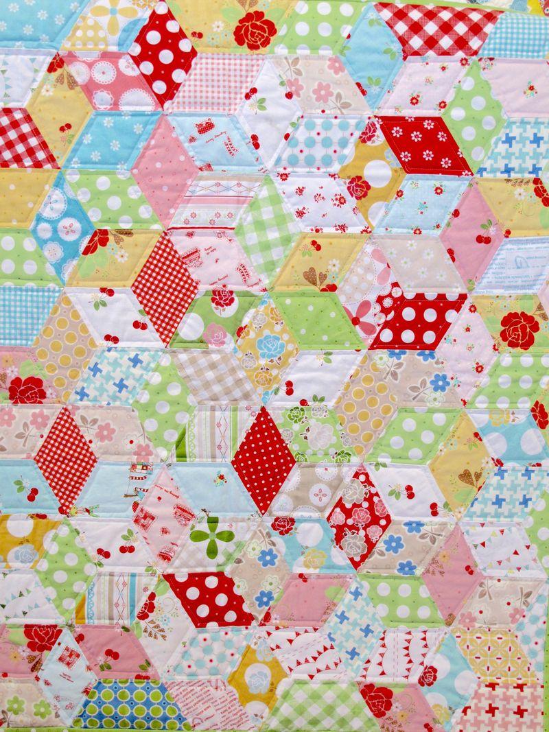 Kitchensink-quilt