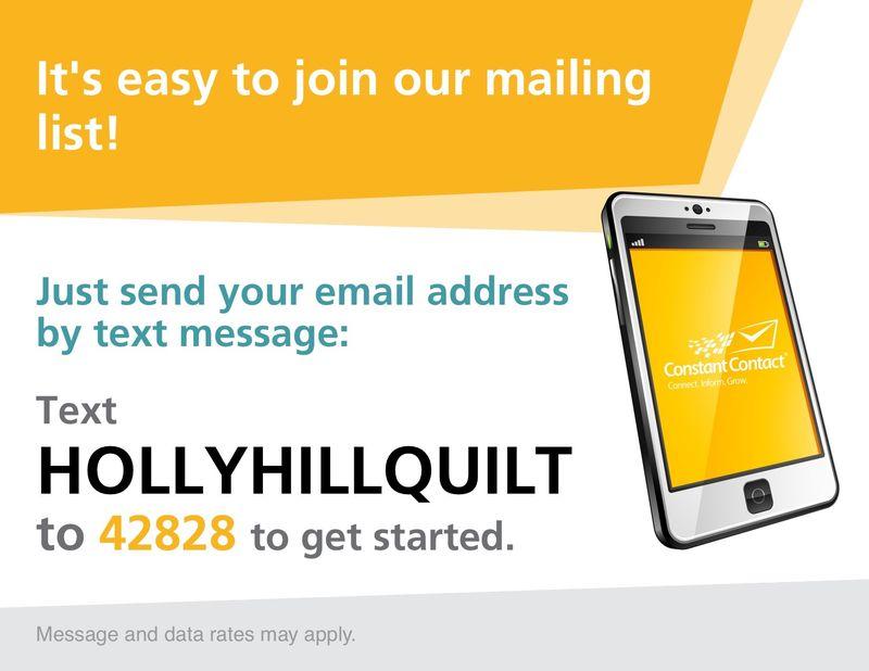 Hollyhilltext