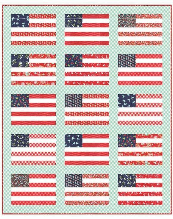 Stars-stripes-quilt