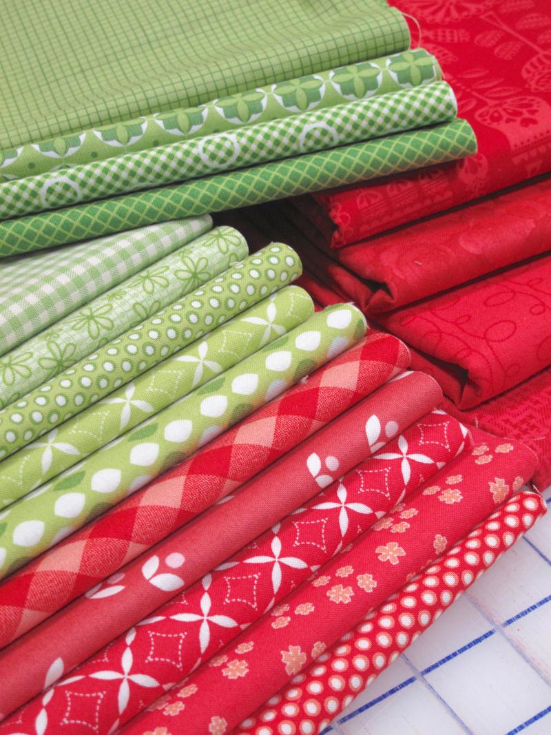 Red-Green-Fabrics