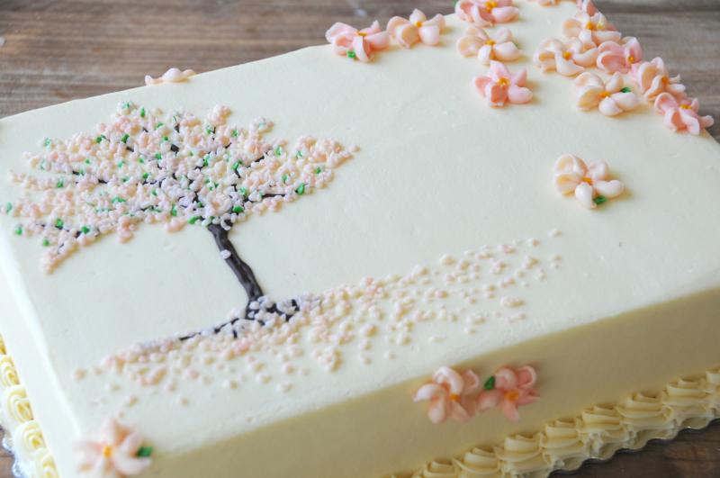 Sprung-cake